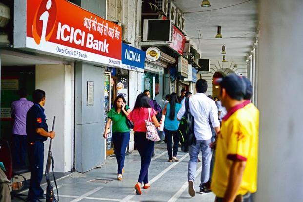 Market segmentation of icici bank