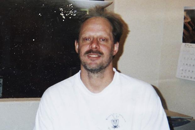 A file photo of Stephen Paddock who killed 58 people in the worst mass shooting in modern US history. Photo: AP (AP)
