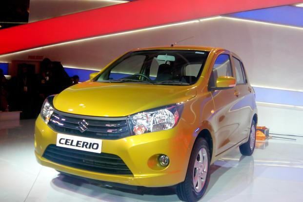 Maruti Suzuki Rolls Out Revamped Celerio Priced At Rs4 15 Lakh