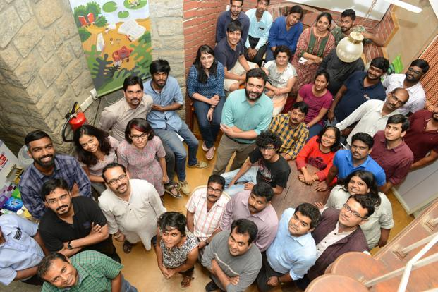 Quest Alliance spends about Rs40,000 per employee every year to let them learn a skill they are interested in. Photo: Hemant Mishra/Mint