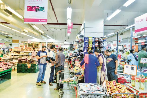It remains to be seen how HyperCity fits into Future Retail's scheme of things as it already operates large-format stores under the Big Bazaar brand. Photo: Aniruddha Chowdhury/Mint