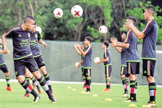 Federation Internationale de Football Association  U-17 WC: Brazil coach enjoying 'homely' support in Kochi