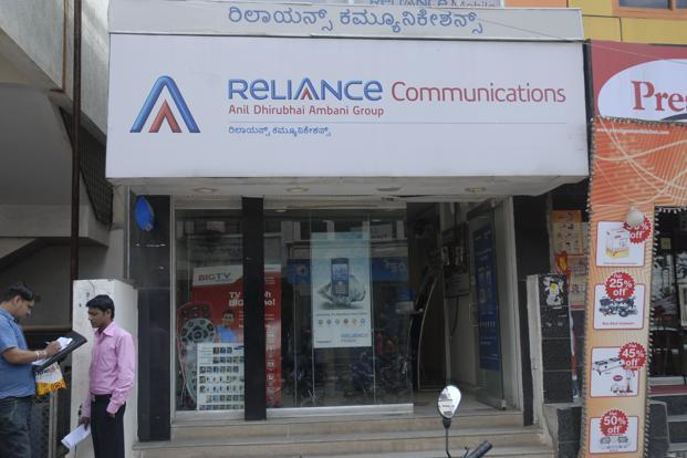 Reliance Communications owes Rs3.6 crore and Reliance Telecom owes Rs3 crore to Tech Mahindra. Reliance Big TV owes Rs1.5 crore to the IT firm. Photo: Hemant Mishra/Mint (Hemant Mishra/Mint)