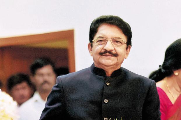 tamil nadu govt bids farewell to governor c vidyasagar rao livemint