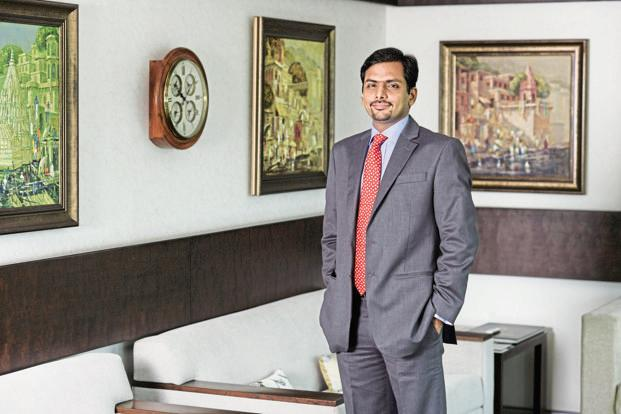 Vikas Khemani, president and CEO of  Edelweiss Securities Ltd.