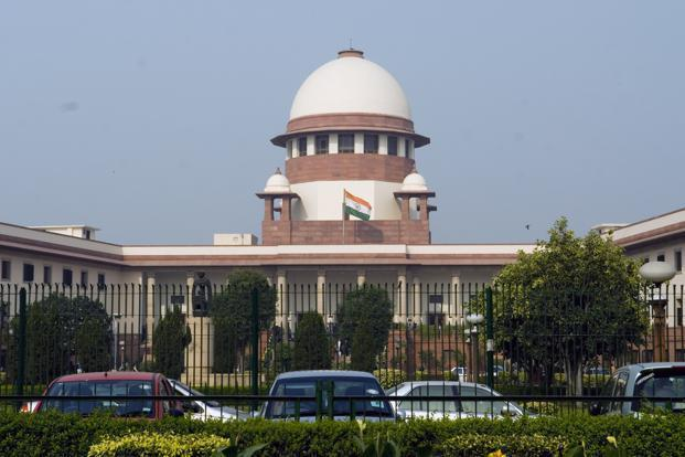On 16 October 2015, the apex court struck down the National Judicial Appointments Commission Act, 2014 that sought to give the executive a say in appointments to the higher judiciary. Photo: Mint (Mint)