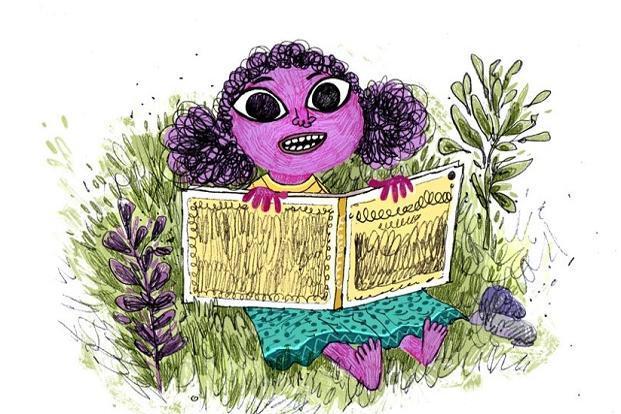 An illustration by Rajiv Eipe for Deepanjana Pal's 'A Book For Puchku'. (An illustration by Rajiv Eipe for Deepanjana Pal's 'A Book For Puchku'.)