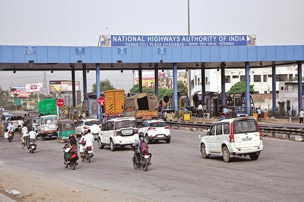 The toll monetization project, a brainchild of minister for road transport and highways Nitin Gadkari, had got Cabinet approval in August 2016. Photo: HT