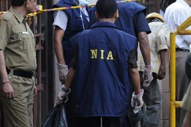 A file photo of NIA officers. Photo: AFP (AFP)
