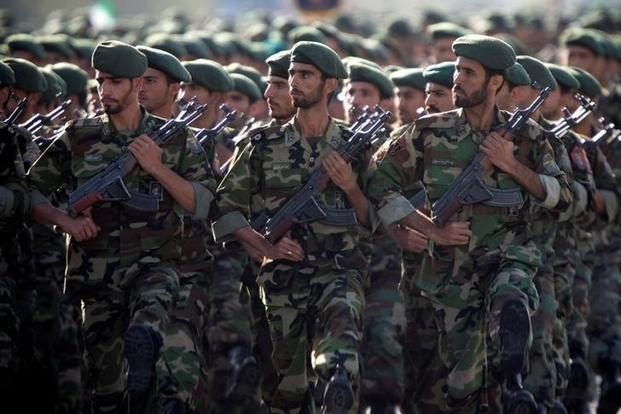 Iran says USA  would aid terrorism if it declared Revolutionary Guards terrorists
