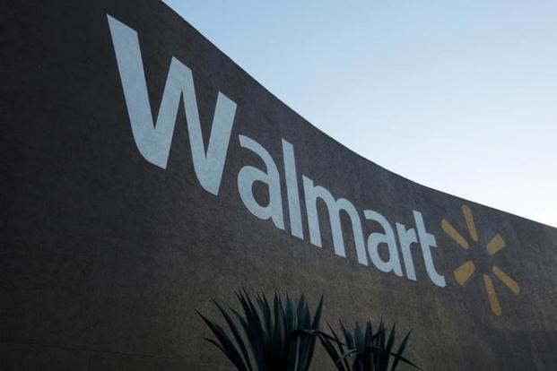 Walmart touts online sales growth amid Amazon ecommerce battle