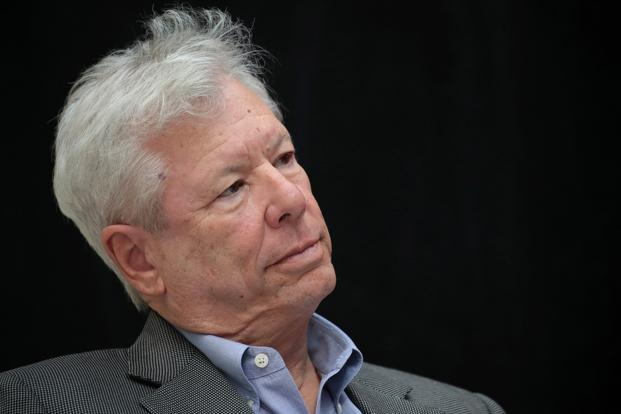Richard Thaler has received the 2017 Nobel Prize in Economics for his work in behavioural economics. Photo: Getty Images/AFP (Getty Images/AFP)