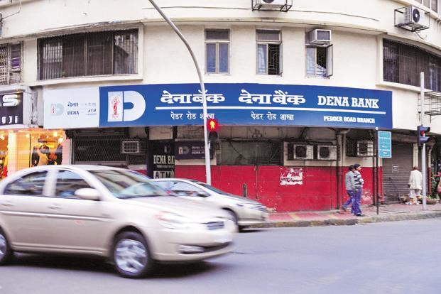 Dena Bank shares gained 0.49% to close at Rs30.60 on the BSE on Tuesday. Photo: Priyanka Parashar/Mint (Priyanka Parashar/Mint)