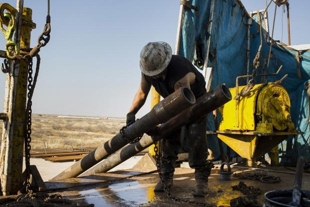 In a declining oil price environment, shale oil has proved to be resilient. Photo: Bloomberg