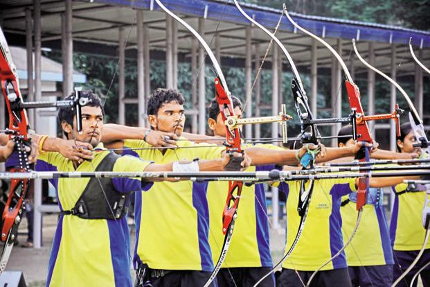 The Tata Archery Academy in Jamshedpur. Courtesy Tata Steel