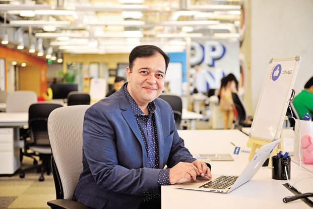 Umang Bedi joined Facebook India in July 2016, and was leading the company's business operations in the South Asia region. Photo: Pradeep Gaur/Mint (Pradeep Gaur/Mint)