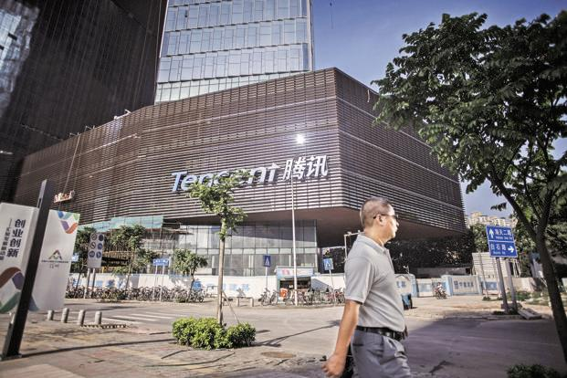 Tencent S Billion Dollar India Bet News Summed Up