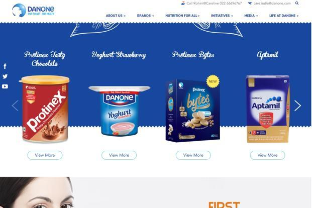 Danone will sell Protinex Bytes mostly in large metros. (Danone will sell Protinex Bytes mostly in large metros.)