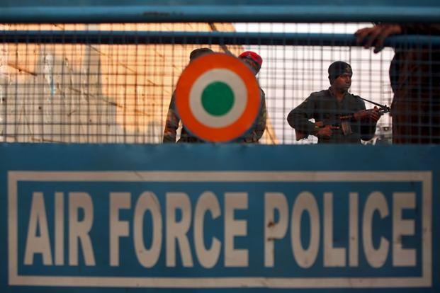 Two commandos of the Indian Air Force Garud unit were killed along with two Lashkar-e-Toiba (LeT) militants in Bandipora district in Jammu and Kashmir on Wednesday. Photo: Reuters