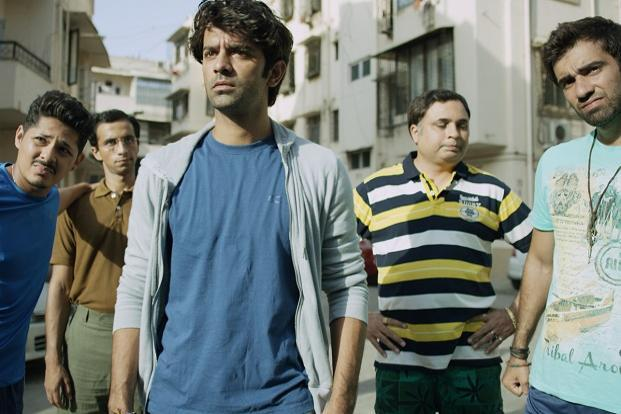 A still from 'Tu Hai Mera Sunday'.