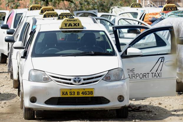 Meru Cabs allege that Uber and Ola have been altering driver incentives and passenger fares in tandem. Photo: Hemant Mishra/Mint (Hemant Mishra/Mint)