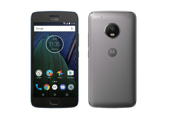 Moto G5 Plus has a 5.2-inch screen with an impressive resolution of 1,920x1,080p.