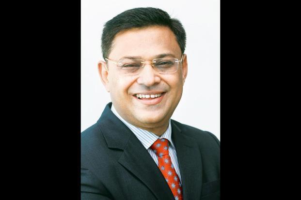 Tata Sons CFO Saurabh Agarwal. (Tata Sons CFO Saurabh Agarwal.)