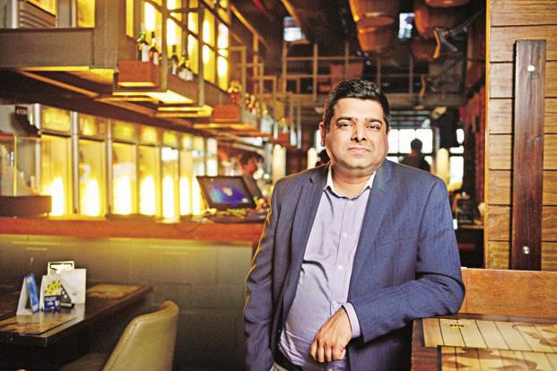 Brewing beer wasn't the original calling of Jain. His first venture as an entrepreneur was a healthcare information start-up— Reliant MD, in New York in 2002 which he sold in 2007. Photo: Pradeep Gaur/Mint
