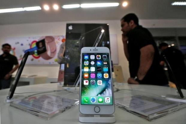 Many analysts have said people who are most likely to buy new iPhones will wait until November or later, when the iPhone X model will go on sale. Photo: Reuters