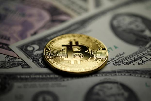 Bitcoin has chalked up a more than fivefold increase in price since the start of the year. Phot o: Reuters