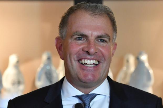 Lufthansa CEO Carsten Spohr. Photo: Reuters (Reuters)
