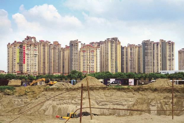Demonetisation and RERA have both hit the sector hard. Photo: Ramesh Pathania/Mint