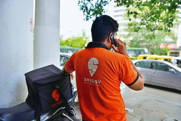 Swiggy raised $80 million from Naspers Ltd, Accel Partners, SAIF Partners and others in May. Photo: Priyanka Parashar/Mint