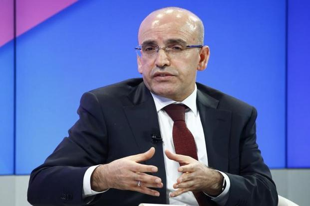 Turkish deputy PM Mehmet Simsek's remarks contrasted with Turkish President Recep Tayyip Erdogan's statements on Tuesday that 'agents' had infiltrated US missions in Turkey. Photo: Reuters