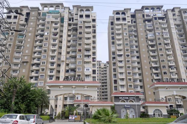 SC bars promoters of Amrapali Group, against whom insolvency proceedings have been initiated, from travelling abroad. Photo: Hindustan Times