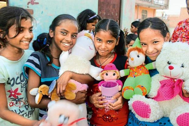 Poor People Toys : Diwali special the joy of sharing livemint