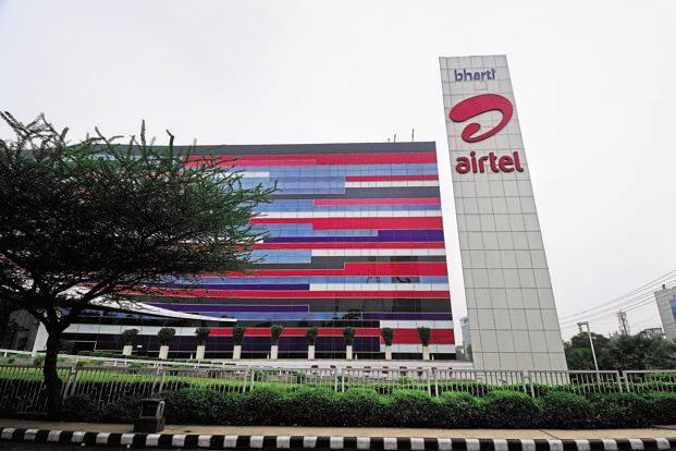 During the day, Bharti Airtel rose as much as 9%, to hit a high of Rs436. Photo: Mint