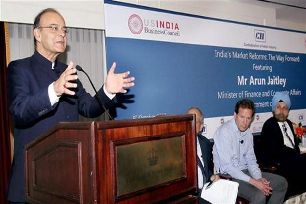 Arun Jaitley raises H1B issue with United States officials
