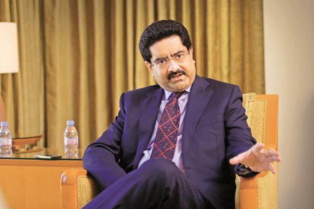 A file photo of Kumar Mangalam Birla, chairman Aditya Birla Group. Photo: Abhijit Bhatlekar/ Mint