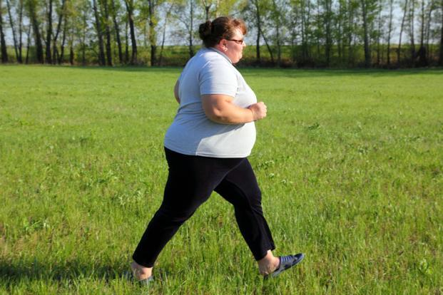 The so-called 'middle age spread' is supported by this study, with a 42.8% incidence of obesity measured among adults between the ages of 40 and 59 compared to 41% among those over 60 and 35.7% between 20 and 39. Photo: iStock