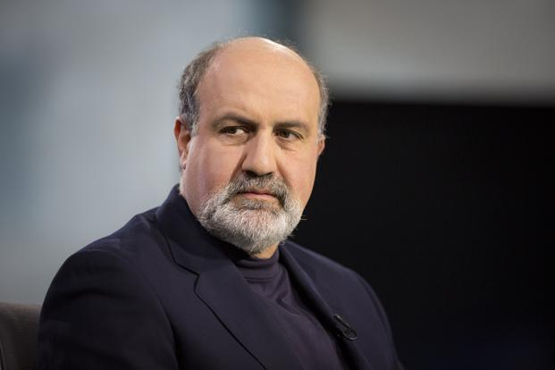 "Nicholas Nassim Taleb first articulated the idea of becoming ""anti-fragile"". Photo: Bloomberg"