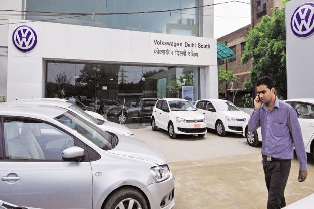 Volkswagen Targets 3 Share In Indian Passenger Vehicle
