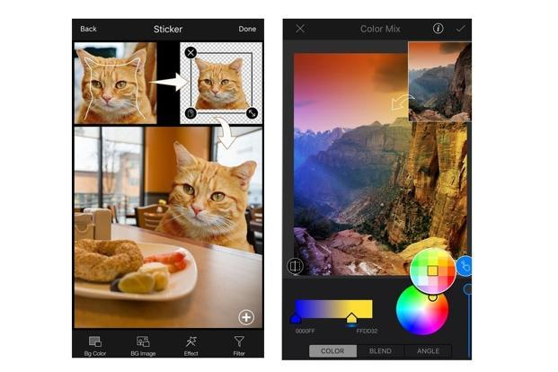 LightX Photo Editor offers some unique image editing options which you may not get in regular image editing tools.