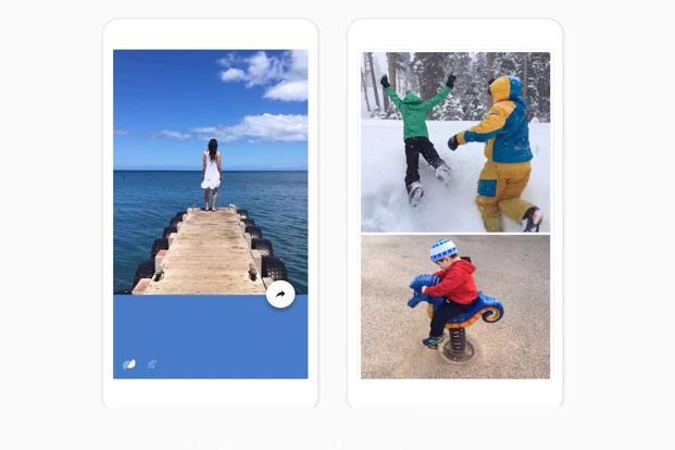 You can use Google's Motion Stills app to create shake-free GIF images or videos.