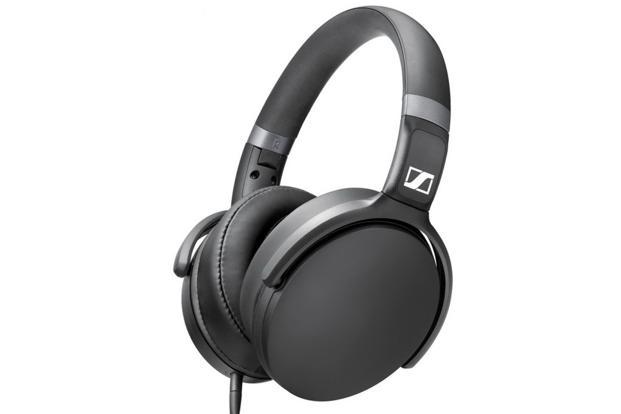 Sennheiser HD 4.30 is a wireless headphone with substantial amount of padding on the earcups.