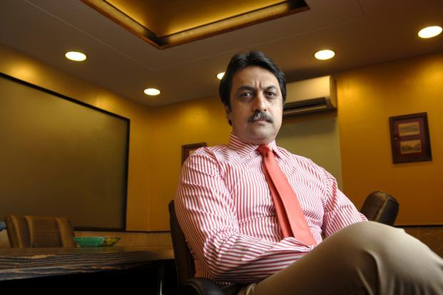 Shankar Sharma, vice chairman and joint managing director, First Global Securities. Photo: Abhijit Bhatlekar/Mint