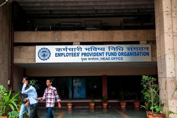 In December last year, the CBT had decided to lower the rate of interest on EPF to 8.65% for 2016-17 from 8.8% provided for 2015-16. Photo: Mint