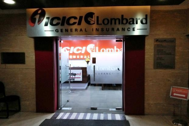ICICI Lombard had earned a profit of Rs170.95 crore in the same quarter of the previous fiscal. Photo: Pradeep Gaur/Mint