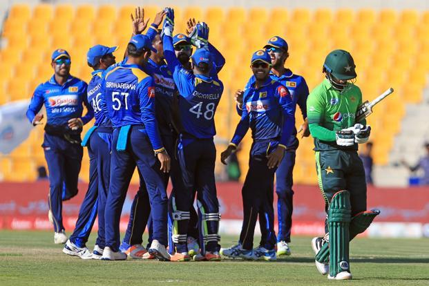 Apart from a brief visit by Zimbabwe in 2015, Pakistan has since been playing its home matches in the United Arab Emirates. Photo: AFP