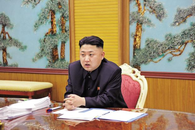 North Korea's supreme leader Kim Jong-un. It is no longer in China's interest to play cat-and-mouse while North Korea does its dirty work with respect to the US. Photo: AP